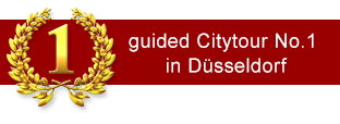 guided Citytour No1 in Düsseldorf